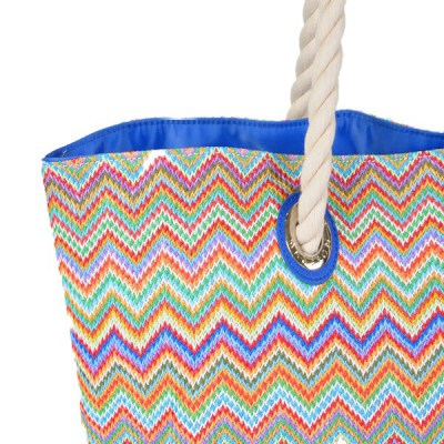 Beach tote Cannes zoom